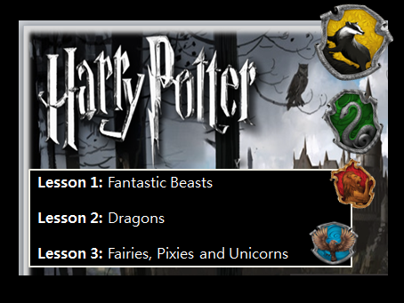 Fantastic Beasts, Dragons and Harry Potter lessons EFL TEFL EAL summer camp KS2