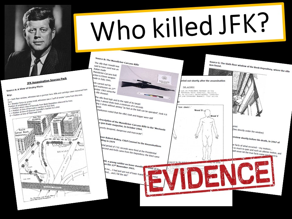 Sources: Who killed JFK? Kennedy Assassination
