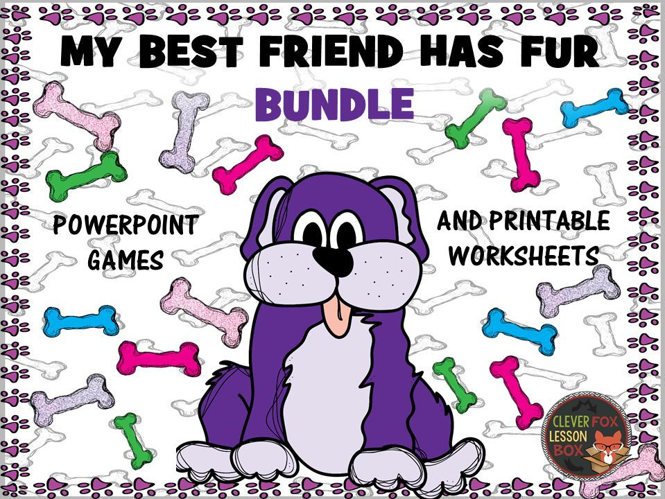 Dogs Facts and Fun Bundle