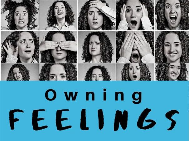 Owning Feelings Lesson