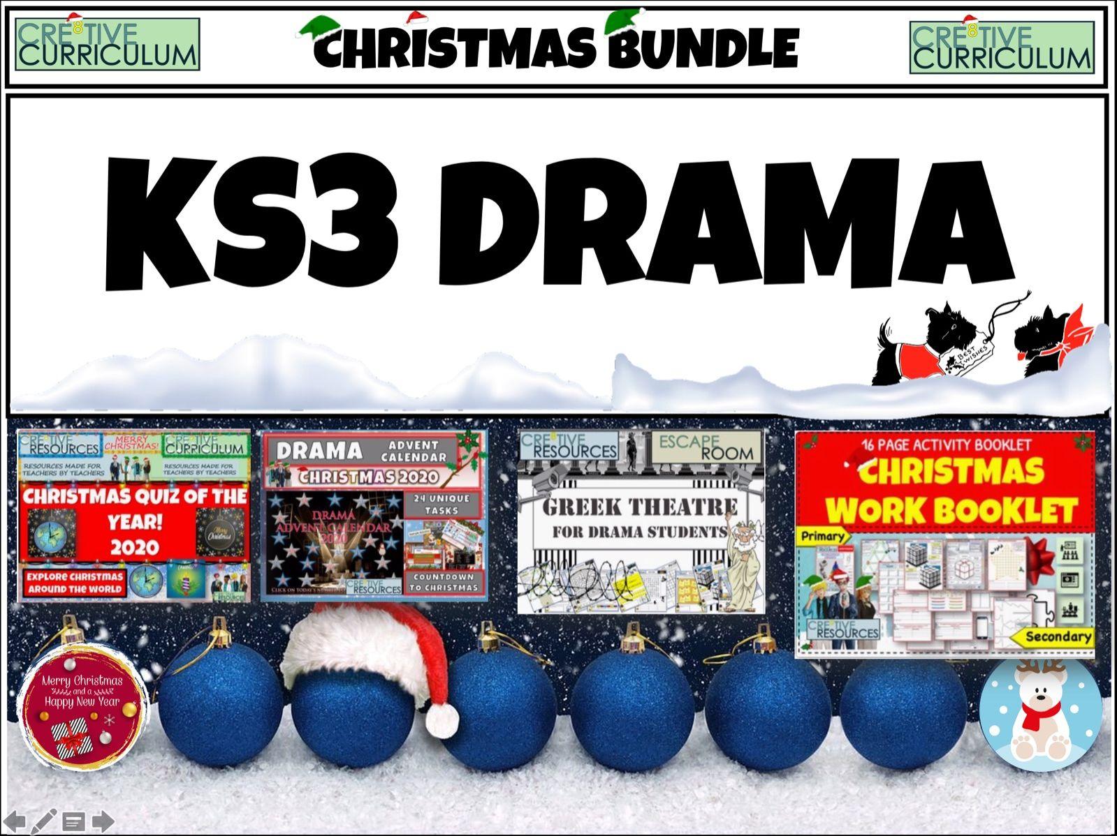 Drama Christmas 2020