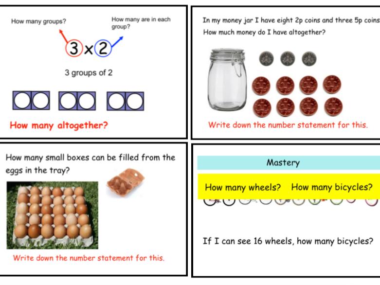Y1 Multiplication (pptx)
