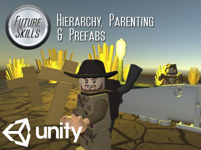 Hierarcy, Parenting and Prefabs
