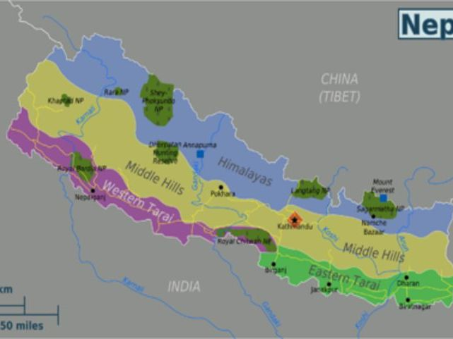 Terai region of Nepal