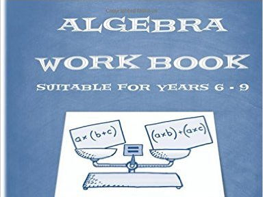ALGEBRA WORKBOOK 1