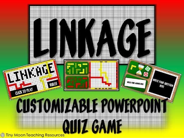 Linkage / September PowerPoint Quiz Game
