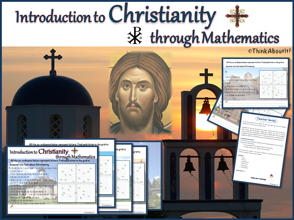 Introduction to Christianity through Mathematics