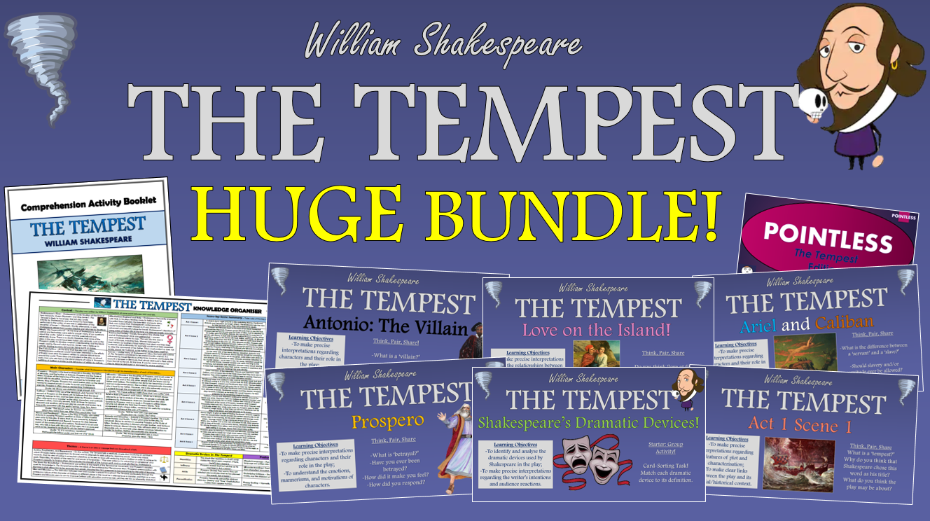The Tempest Huge Bundle!