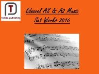 A Level Music Resource Pack VOCAL MUSIC (Edexcel)