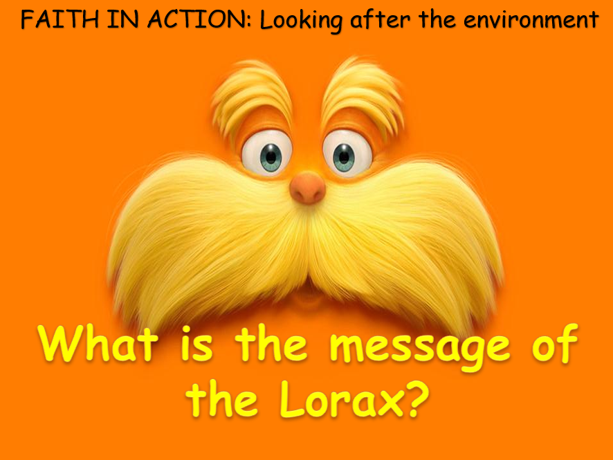 Environment - The Lorax