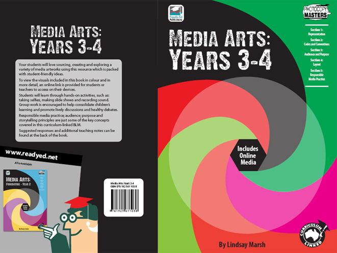 Media Arts: Years 3 - 4 (Australian E-book)