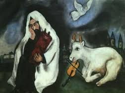 Marc Chagall quotes: on his painting art & stories on his artistic life - for students & pupils