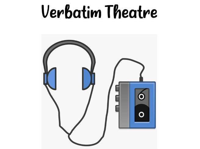 Verbatim Theatre Project