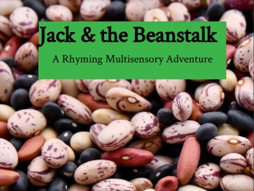 Jack & the Beanstalk - Sensory Story and Themed Sensory Extension Activities