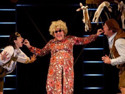 Drama SOL - Kneehigh's Hansel & Gretel - 10 Lessons