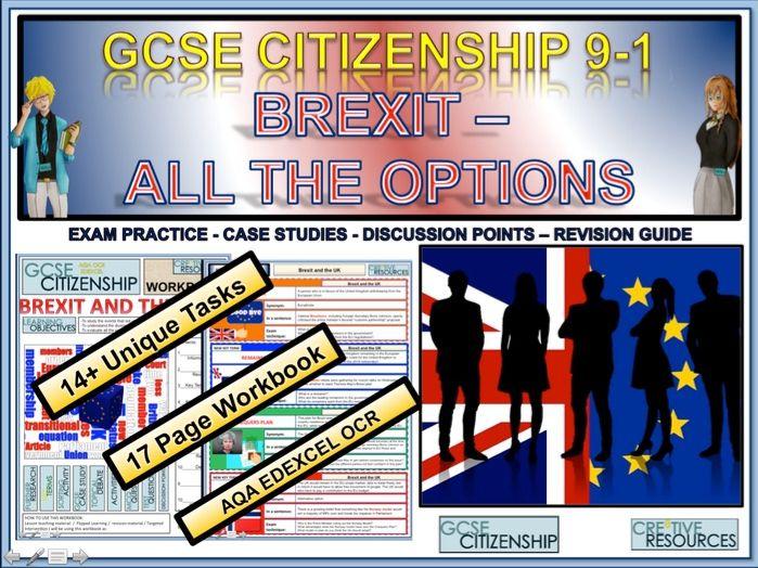 Brexit - GCSE Citizenship
