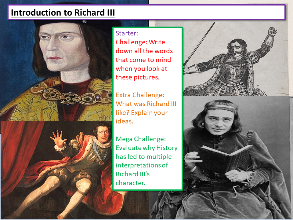 richard iii shakespeare summary