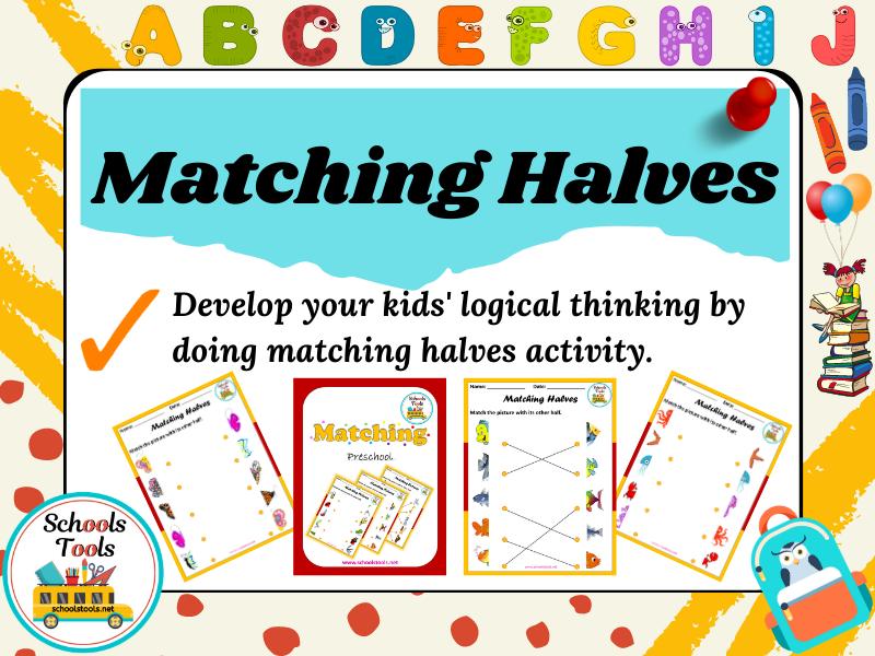 Matching Halves
