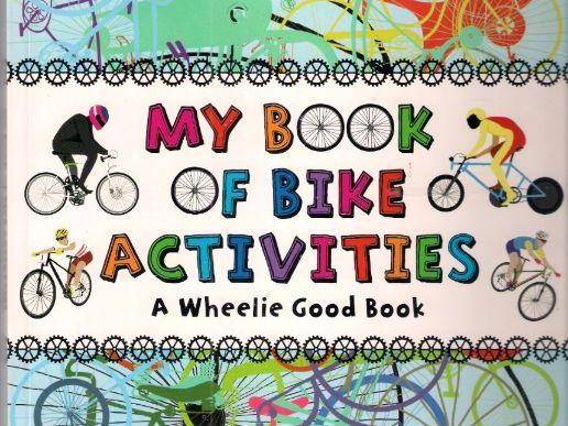 Bike Activities Book for Children