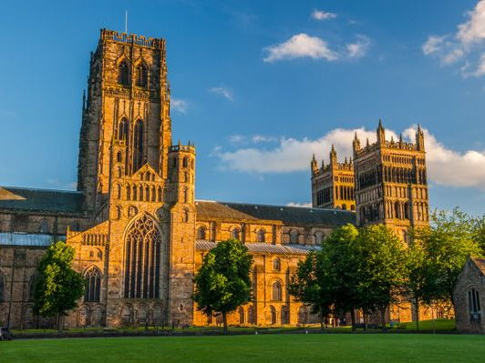 Durham Cathedral - AQA History GCSE NEW