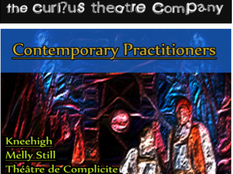 Lesson 1 (6) Contemporary Practitioners SOW (Kneehigh, Melly Still, Complicite etc)