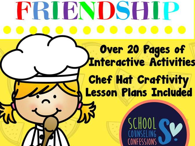 Friendship- A Cookbook for Friendship