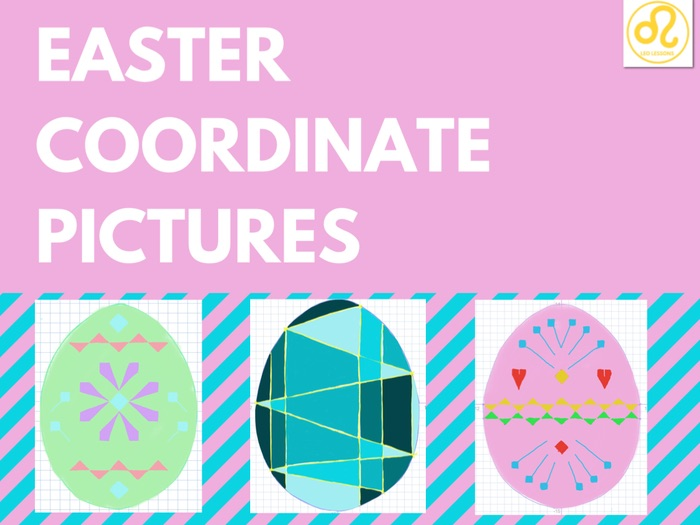 Easter Coordinate Pictures