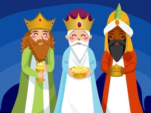Literatura: Noche de Reyes (Spanish Christmas)