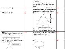 Review Questions IGCSE (0607)