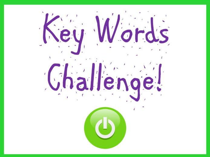 Pythagoras Theorem Key Words / Terms Starter/Plenary Activity