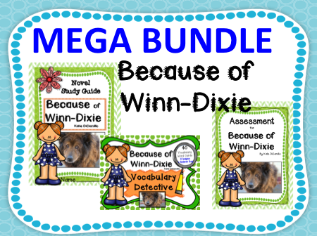 Because of Winn-Dixie Bundled Unit