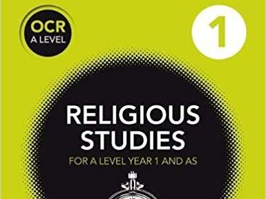 OCR A level Religious Studies 2019 - Religion and Ethics Essay Plans COMPLETE