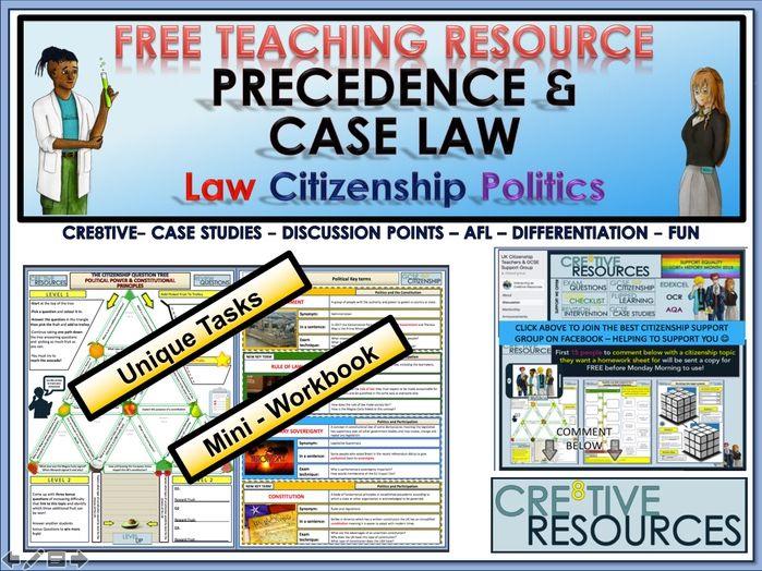 Citizenship GCSE Revision