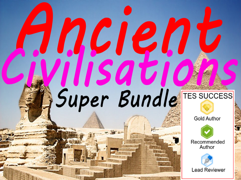 Ancient Civilisation Bundle