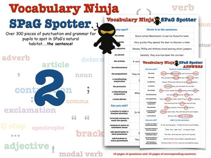 SPaG Spotter 2 - 10 Pack