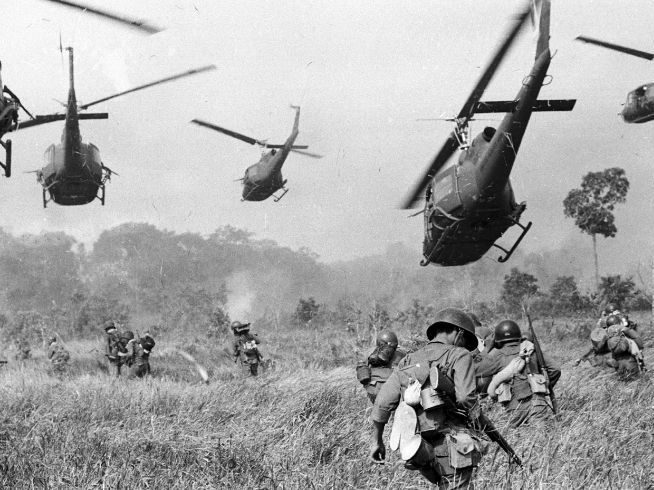 The Vietnam War (KS3) full SOW and resources