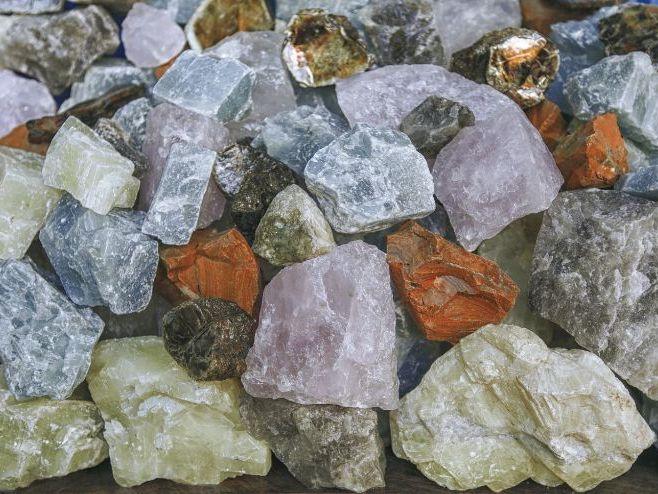 iGCSE Rocks and Minerals Environmental Management Unit 1