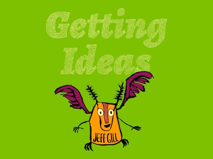 Creative thinking – Getting Ideas, a short book