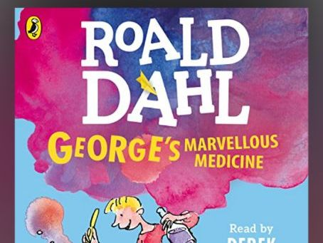 Whole Class Reading Year 2 George's Marvellous Medicine