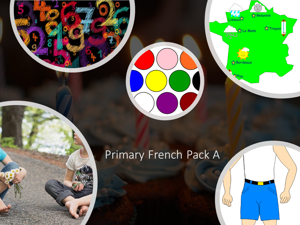 Primary French Pack A