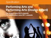 AQA GCSE Performing Arts Unit 1 Booklet