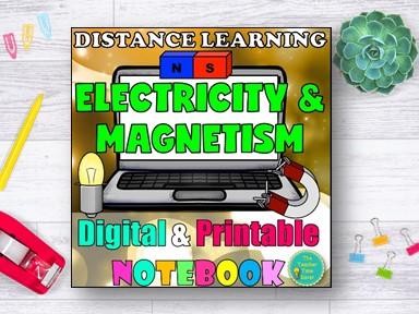 Electricity and Magnetism Distance Learning Curriculum