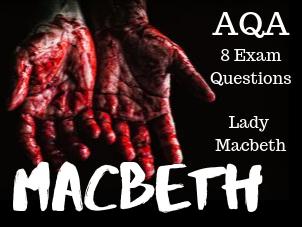 Lady Macbeth Exam Questions