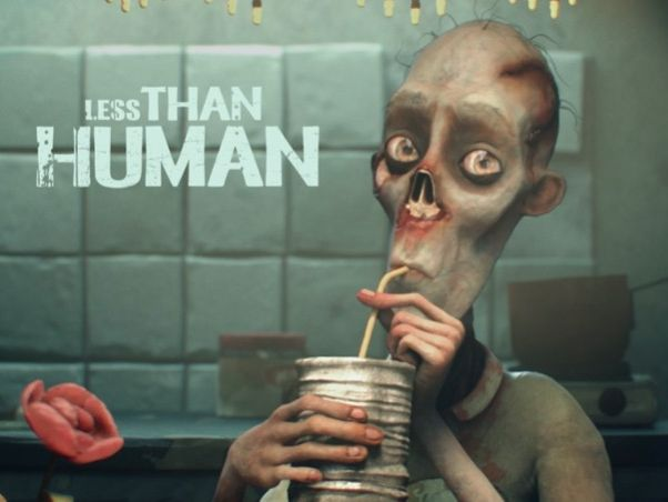 ESL  - Based on the short film LESS THAN HUMAN (by Steffen Bang Lindholm)