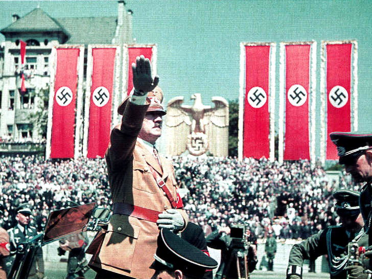 Nazi Support Grows 1929-1932 - Germany - GCSE