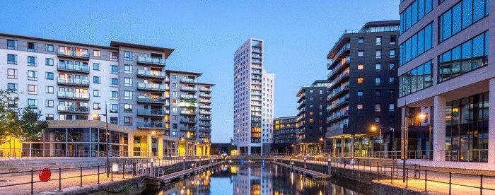 GCSE 9-1 urban: a city in the UK - Leeds