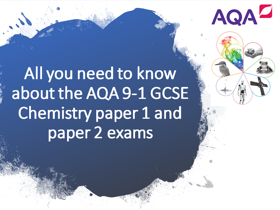 C1 and C2 Revision power-points - All you need to know for the AQA Chemistry paper 1 and 2 exams - RP's included