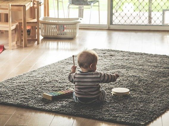 What is work and what is play to a child?
