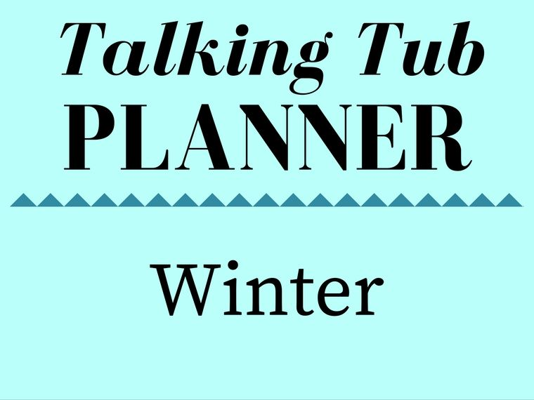 Winter Talking Tub Grid