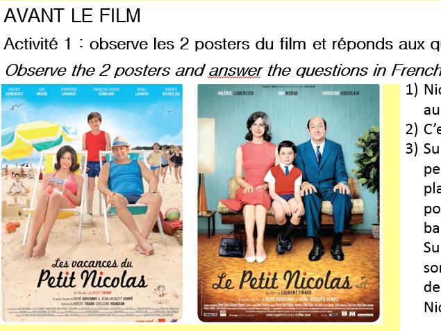 Les vacances du Petit Nicolas (film)